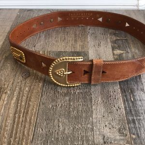"""The Limited M NWOT Leather Belt Max 30"""""""